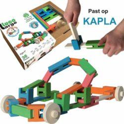 duurzame houten blokken